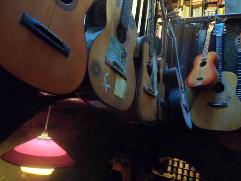 A String of Guitars